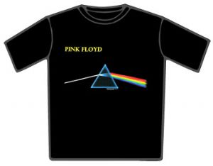 Pink Floyd Dark Side of the Moon Black T-Shirt